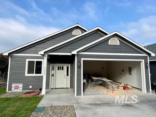 1930 Carol Drive, Lewiston, ID 83501 (MLS #98785013) :: Michael Ryan Real Estate