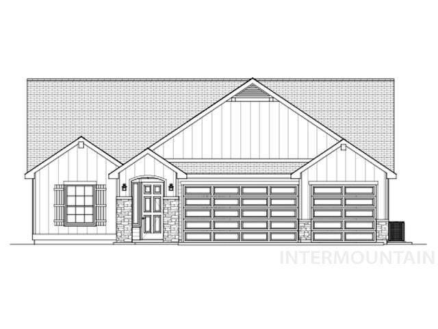 3880 W Torana Drive, Meridian, ID 83646 (MLS #98785076) :: Boise Valley Real Estate