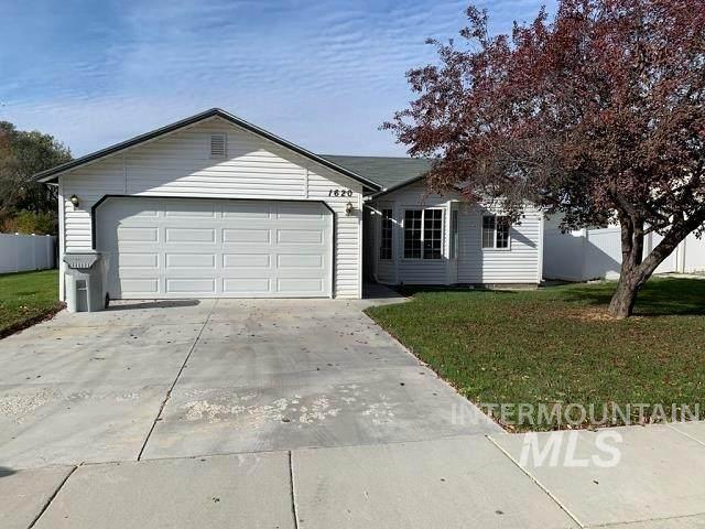 1620 Lisa Ave, Caldwell, ID 83605 (MLS #98785231) :: Build Idaho