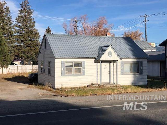 412 S Main St., Cascade, ID 83611 (MLS #98785536) :: Team One Group Real Estate