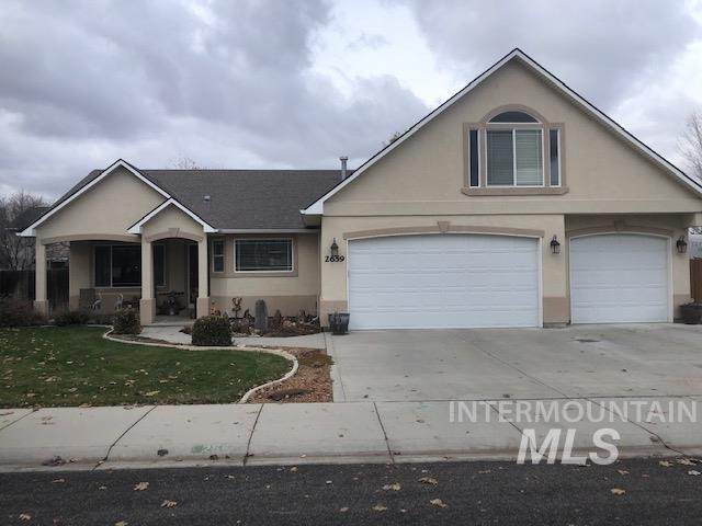 2659 N Roughstone, Meridian, ID 83646 (MLS #98786968) :: Own Boise Real Estate