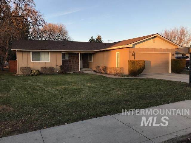 1420 E. Locust, Emmett, ID 83617 (MLS #98787711) :: Team One Group Real Estate