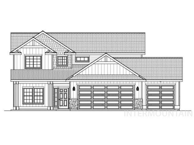 3957 W Lesina Drive, Meridian, ID 83646 (MLS #98787722) :: Silvercreek Realty Group