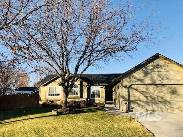 1242 E Sothesby St, Meridian, ID 83642 (MLS #98787943) :: Beasley Realty