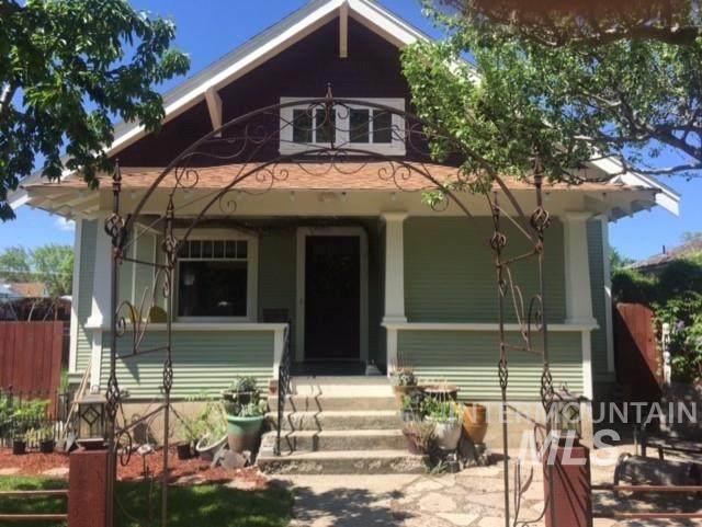 935 W 4th, Weiser, ID 83672 (MLS #98791488) :: Idaho Real Estate Pros