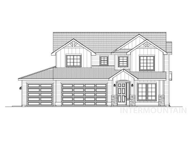 3272 N Whirlwind Ave, Meridian, ID 83646 (MLS #98791778) :: Bafundi Real Estate