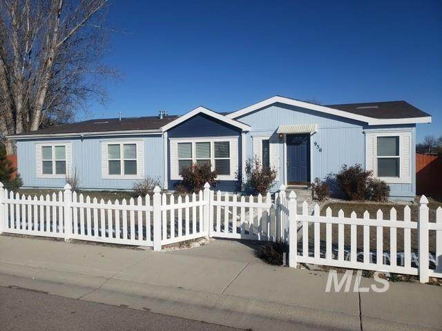 930 W Brookwood Ct., Nampa, ID 83686 (MLS #98794244) :: Epic Realty