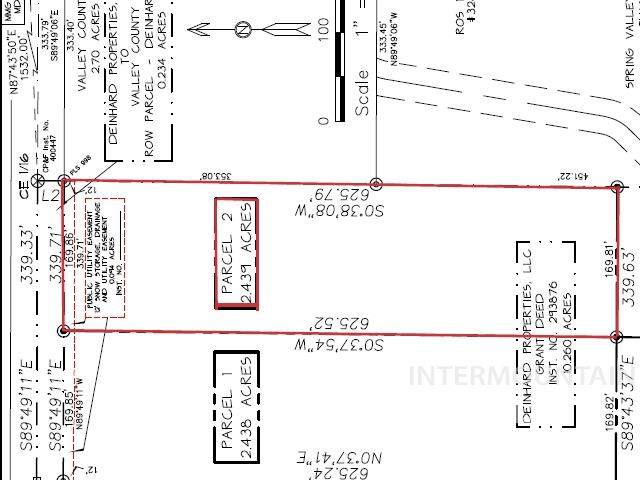 Parcel 2 Deinhard Lane, Mccall, ID 83638 (MLS #98794318) :: Story Real Estate