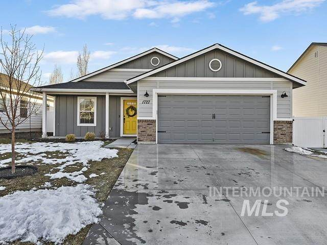 1727 W Sahara Dr, Kuna, ID 83634 (MLS #98794575) :: Minegar Gamble Premier Real Estate Services