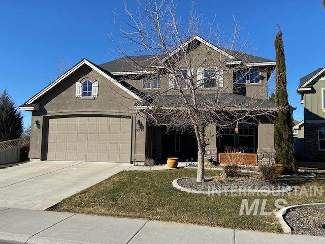 5274 W Mcmurtrey St, Meridian, ID 83646 (MLS #98794870) :: Hessing Group Real Estate