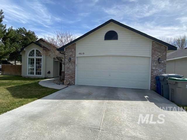 4619 W Garden Ct, Boise, ID 83705 (MLS #98798821) :: Michael Ryan Real Estate