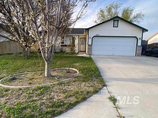 2604 Muskrat Ave., Nampa, ID 83687 (MLS #98798995) :: Full Sail Real Estate