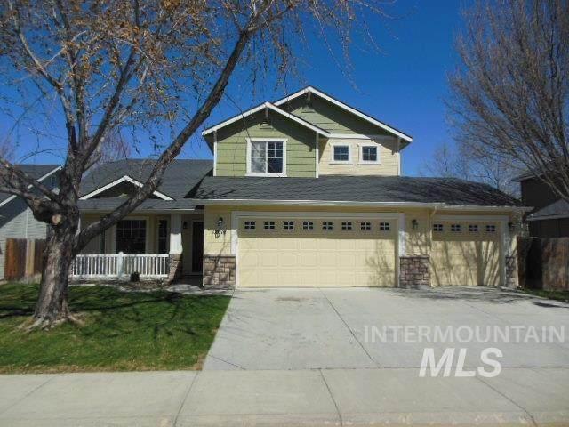 12074 W Tree Branch Drive, Boise, ID 83709 (MLS #98799073) :: Build Idaho
