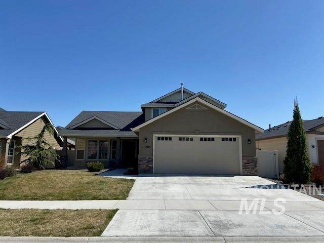 3350 S Arno Avenue, Meridian, ID 83642 (MLS #98799204) :: Full Sail Real Estate