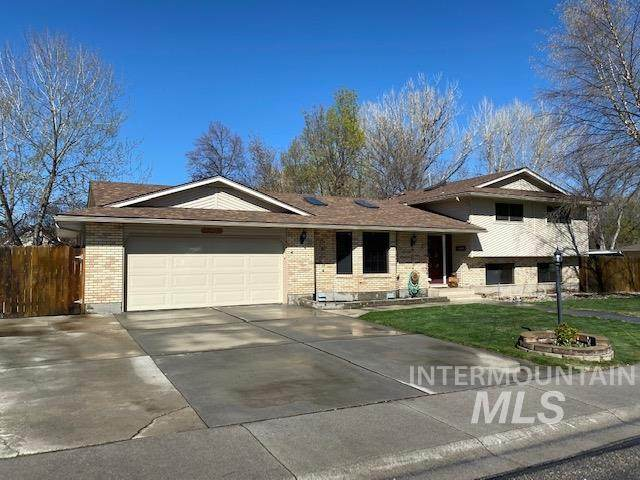 1275 S Lizaso Ave, Boise, ID 83709 (MLS #98799231) :: New View Team