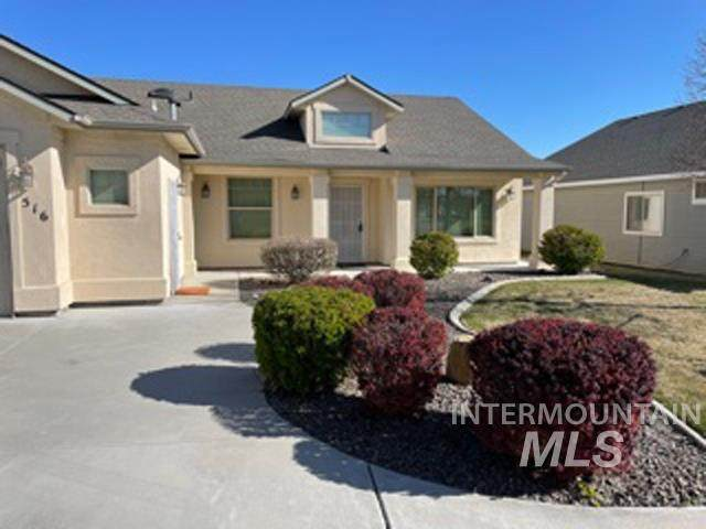 516 W Briar Hill St, Nampa, ID 83686 (MLS #98799232) :: Bafundi Real Estate