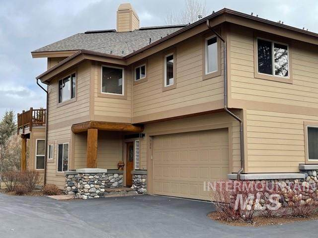 736 Morning Star Road, Sun Valley, ID 83353 (MLS #98799254) :: Shannon Metcalf Realty