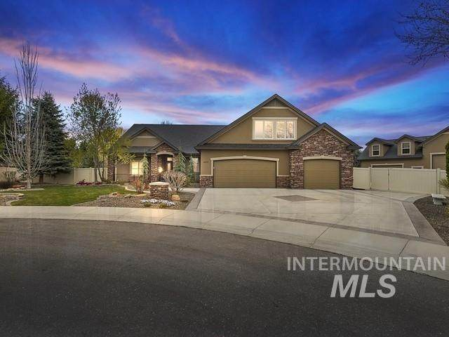 4231 W Briar Rock Ct, Eagle, ID 83616 (MLS #98799798) :: Haith Real Estate Team