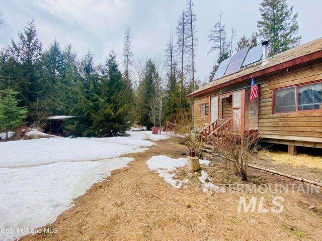 1391 Tanglewood Dr, Priest River, ID 83856 (MLS #98800124) :: Navigate Real Estate