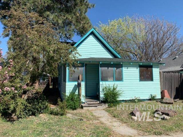 1706 N 10th St, Boise, ID 83702 (MLS #98800487) :: Story Real Estate