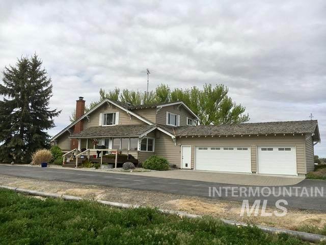 2186 E 4200 N, Filer, ID 83328 (MLS #98802432) :: Boise River Realty