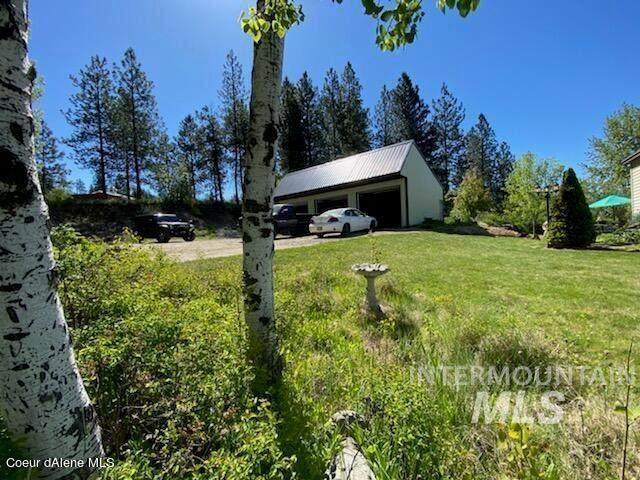4450 Highway 2, Priest River, ID 83856 (MLS #98803774) :: Epic Realty
