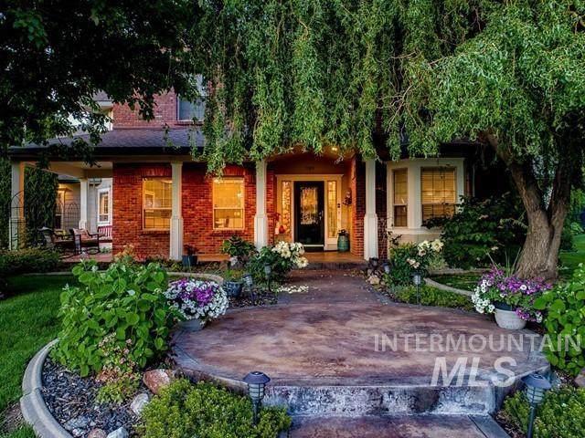 11375 Shay Park Way, Nampa, ID 83686 (MLS #98805783) :: Minegar Gamble Premier Real Estate Services