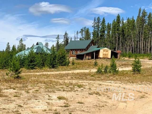 318 Rhett Creek Rd, Dixie, ID 83525 (MLS #98806445) :: New View Team