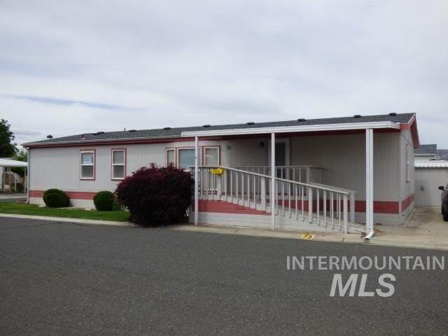 2115 6th Ave #73, Clarkston, WA 99403 (MLS #98806503) :: Team One Group Real Estate
