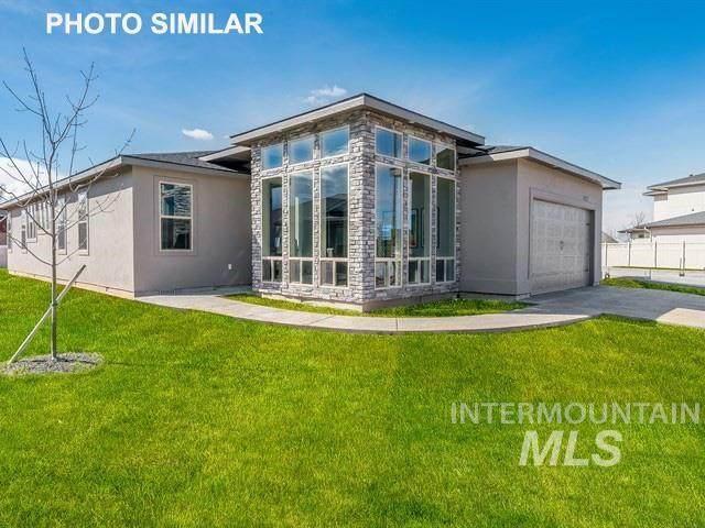 4449 N Bolsena Ave., Meridian, ID 83646 (MLS #98806569) :: Build Idaho