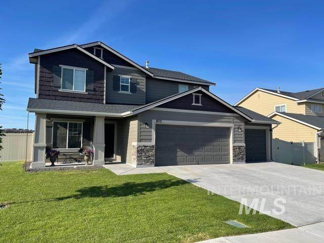 803 Canyon Crest, Twin Falls, ID 83301 (MLS #98806678) :: Silvercreek Realty Group