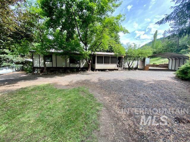 505 Elwood Street, Peck, ID 83545 (MLS #98806738) :: City of Trees Real Estate