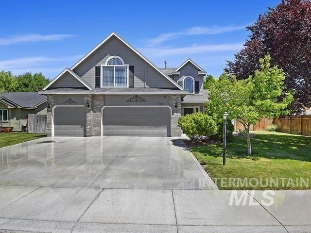 6524 S Moonridge Place, Boise, ID 83709 (MLS #98807389) :: Epic Realty