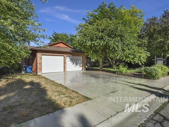 2994 S Ithaca, Boise, ID 83709 (MLS #98807524) :: Trailhead Realty Group