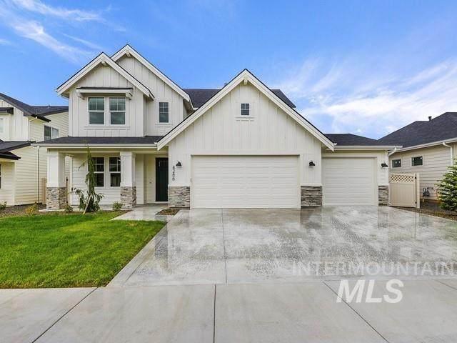 3878 W Balducci St, Meridian, ID 83646 (MLS #98808327) :: Bafundi Real Estate