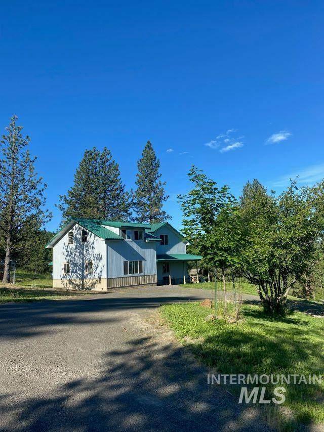 155 Cheyenne Drive, Grangeville, ID 83530 (MLS #98808350) :: Story Real Estate