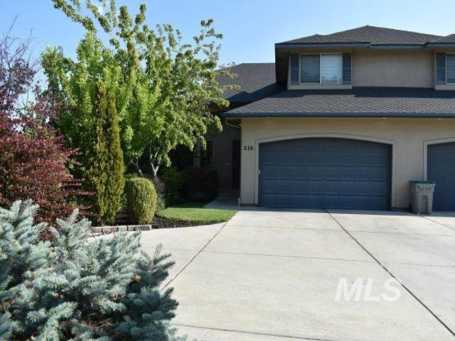 226 E Lake Rim, Boise, ID 83716 (MLS #98810192) :: Michael Ryan Real Estate
