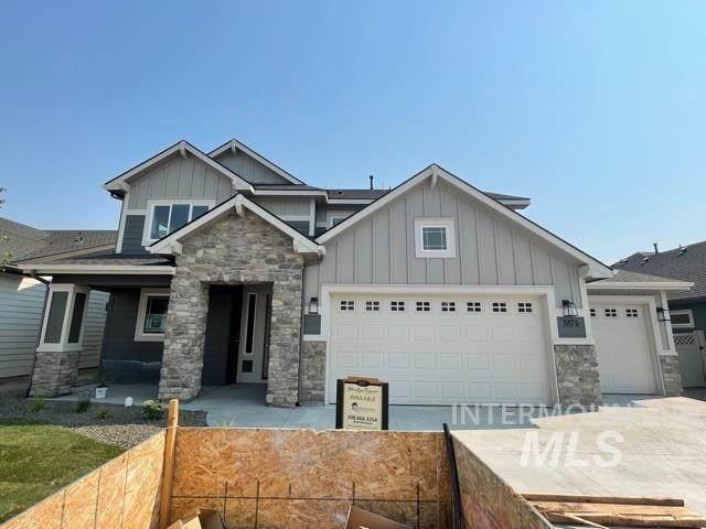 3875 W Torana Drive, Meridian, ID 83646 (MLS #98810875) :: Juniper Realty Group