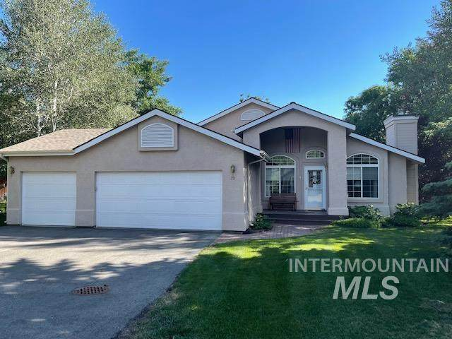 711 Whitetail Dr., Hailey, ID 83333 (MLS #98811007) :: Epic Realty