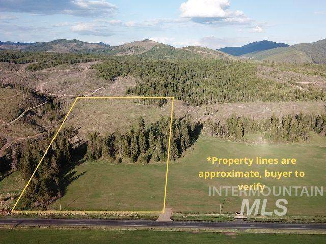 000 Hwy 6 Harvard, Harvard, ID 83834 (MLS #98811178) :: Minegar Gamble Premier Real Estate Services