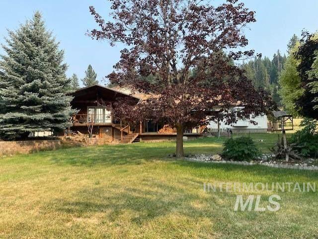 51 Mt Idaho Loop, Grangeville, ID 83530 (MLS #98811661) :: Boise River Realty