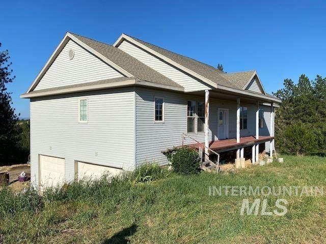 Parcel 2A Luke's Gulch Rd, Grangeville, ID 83530 (MLS #98811840) :: Boise River Realty