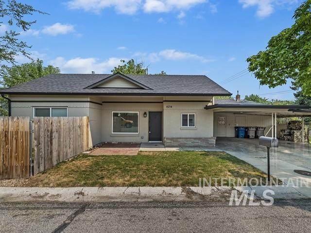 4204 W Libby, Boise, ID 83705 (MLS #98812326) :: Build Idaho