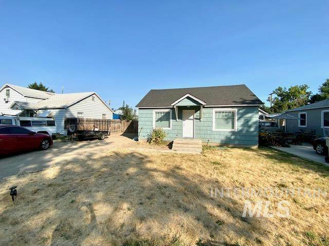 703 5th Ave North, Nampa, ID 83687 (MLS #98812393) :: Epic Realty