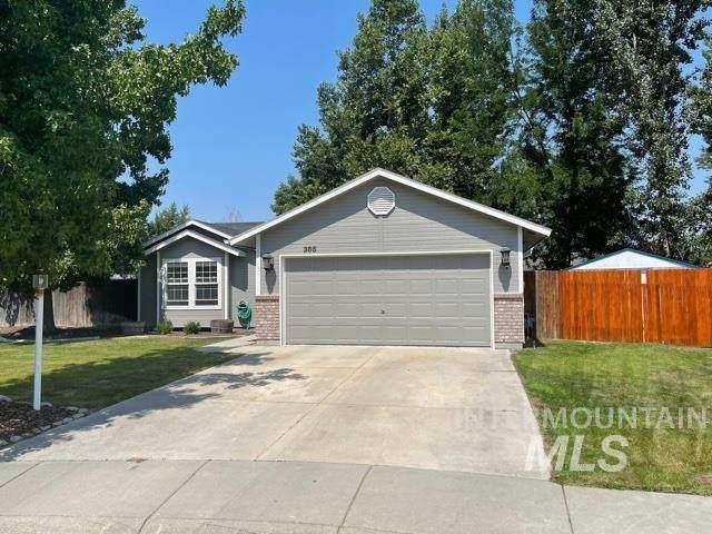 365 N Procyon, Star, ID 83669 (MLS #98813639) :: Jon Gosche Real Estate, LLC