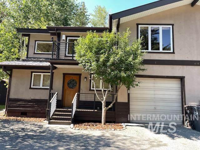 410 Bald Mountain #1, Ketchum, ID 83340 (MLS #98814538) :: Beasley Realty