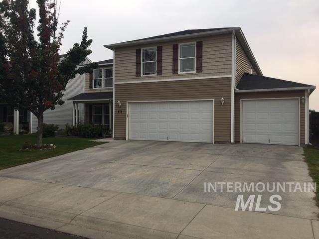 474 E Rose Lake Dr, Middleton, ID 83644 (MLS #98818631) :: Build Idaho