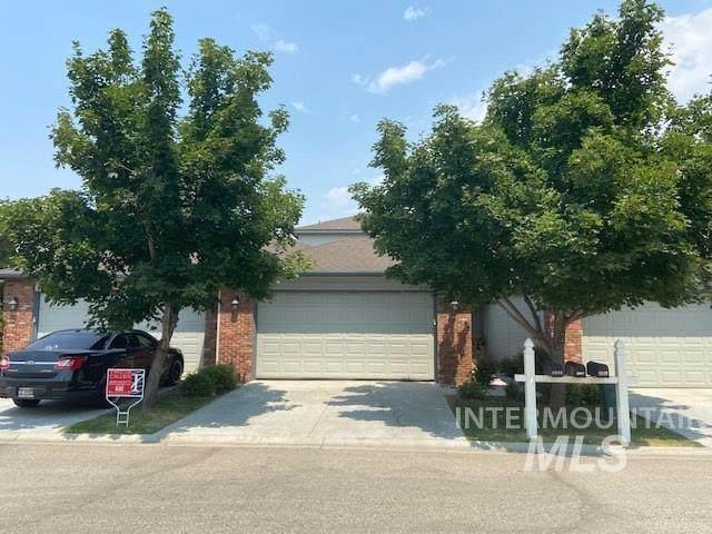 2122 W Pine Ave., Meridian, ID 83642 (MLS #98818755) :: Build Idaho