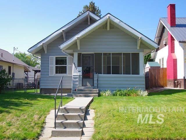 1015 W First Street, Weiser, ID 83672 (MLS #98819413) :: Trailhead Realty Group