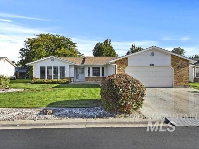 1100 Burnett Drive #236, Nampa, ID 83651 (MLS #98819418) :: Full Sail Real Estate